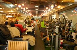 赛玛客户健身指导