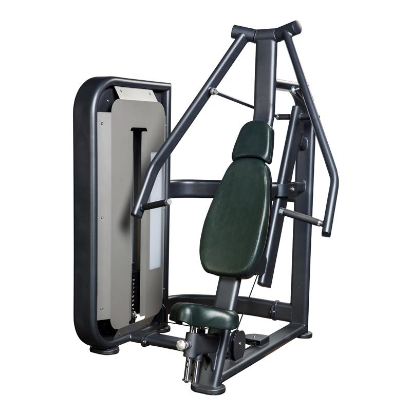 坐式胸肌推举训练器PSM-6801