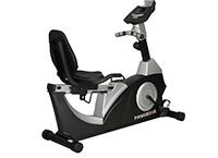 豪华商用卧式健身车PSM-9.5R-1