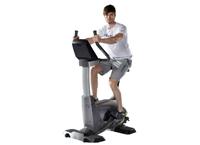 豪华自发电立式健身车PSM-K9001W