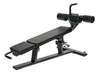 可调节下斜推举腹肌练习椅PSM-6879