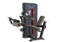 坐式曲腿训练器 PSM―FA9014
