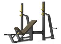 上斜推胸训练器 PSM―FB8025